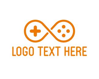 Console - Game Controller logo design