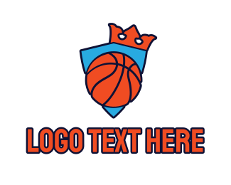 Basketball Kings Logo