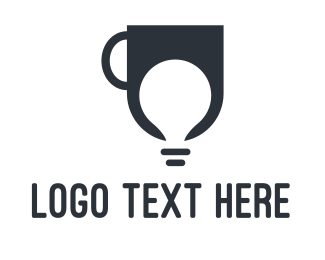 Idea - Coffee Idea logo design