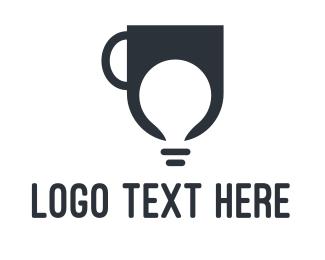 Idea - Coffee Idea logo design