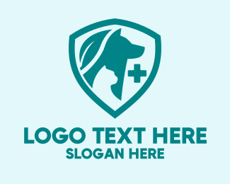 Shield - Pet Organic Medicine  logo design