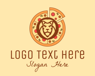 """""""Lion Pizza Restaurant  """" by Mypen"""