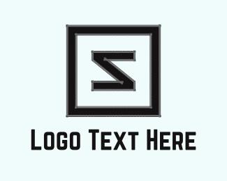 Letter Z - Solid Letter Z logo design