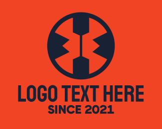 Reflect - Tech Bug Virus logo design