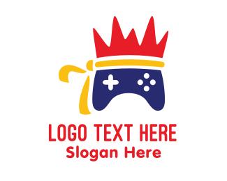 Gaming - Bandana  Gaming logo design