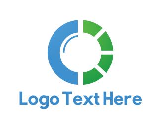 Lens - Camera Lens logo design