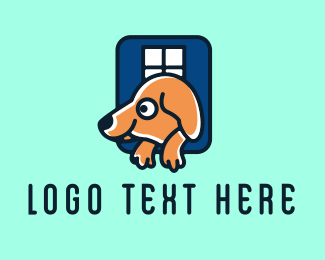 Animal Shelter - Dog Shelter Kennel logo design