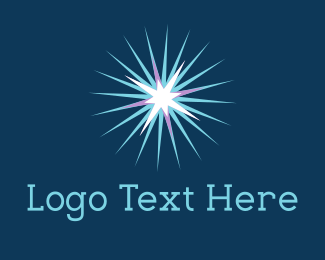 Church And Religious Winter Star logo design