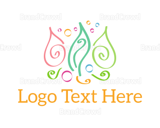 Exciting - Colorful Seaweed logo design
