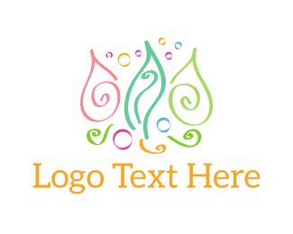 Seaweed - Colorful Seaweed logo design