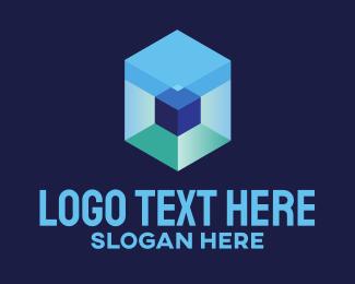 Company - Cube Tech Company logo design