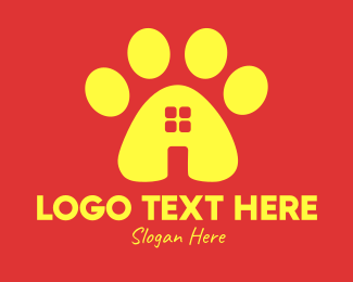 Animal - Animal Paw Pet Shop logo design