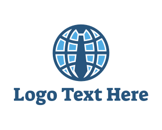 Management - Work Planet logo design