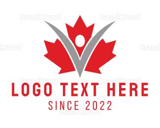 Canadian - Canadian Citizen logo design