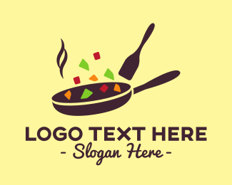 Pan - Homemade Cooking logo design
