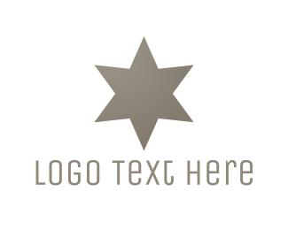 Twinkle - Silver Star logo design