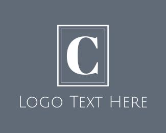 Lawyer - Elegant White C logo design