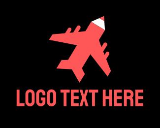 Art - Flying Art  logo design
