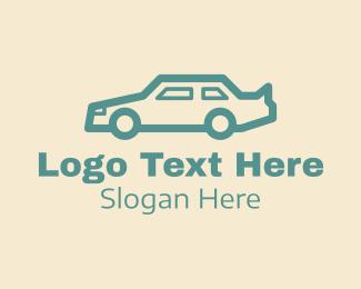 Business - Retro Car Business logo design