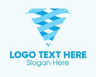 Joint - Blue Snakes  Company logo design