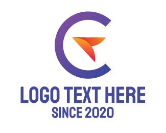 Stylist - Minimalist Stylist C logo design