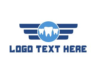 Teeth - Teeth Emblem logo design