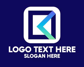 File - File Manager Mobile App logo design