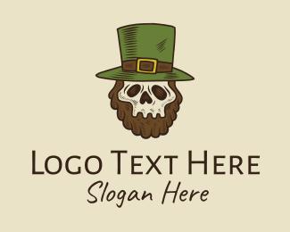 """Irish Zombie Leprechaun"" by town"