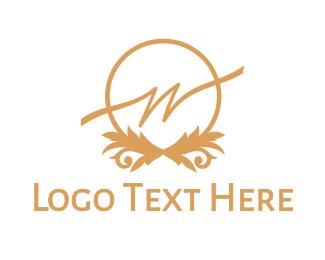 Brandy - Classy W logo design