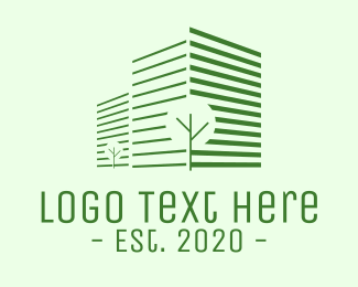 Company - Green City Buildings logo design