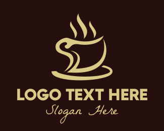 Coffee - Golden Coffee logo design