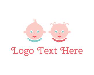 Baby Twins Logo