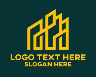 Architecture - Modern Architecture logo design