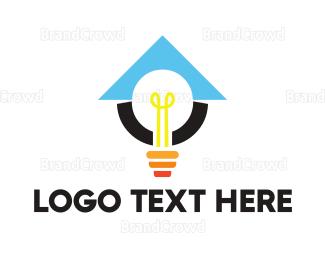 Bulb - Light Bulb Lamp logo design