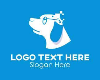 Genius - Genius Dog logo design