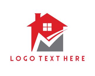 Chimney - Property Investment logo design