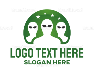 Alien - Alien Group logo design