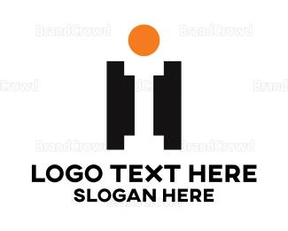 Cultural - Ethnic Letter I logo design