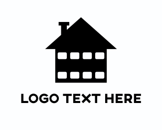 Cinema - Home Cinema logo design