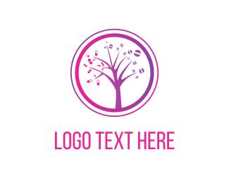 Vitamin - Tree Pills logo design