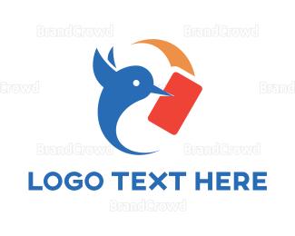 Buy - Bird Pay logo design
