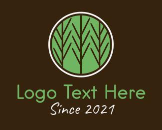 Agriculture - Eco Nature Agriculture logo design