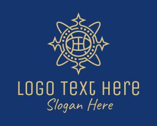Mystic - Mystic Psychic Pendant logo design