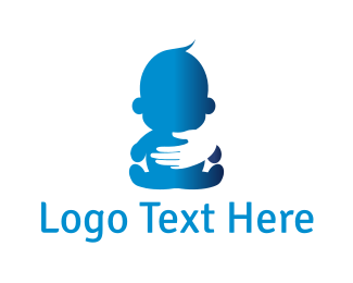 Childcare - Baby Care logo design