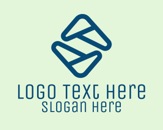 Events - Blue Boomerang Startup  logo design