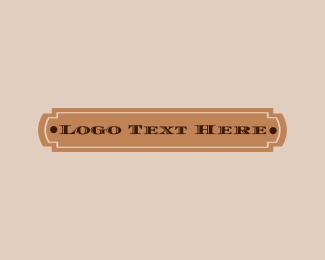 Outlaw - Rodeo Wordmark logo design