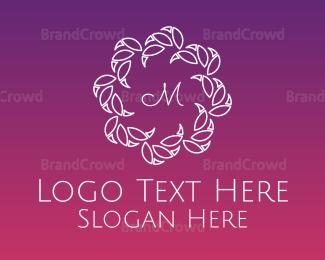 Agricultural - Stroke Shells Lettermark logo design