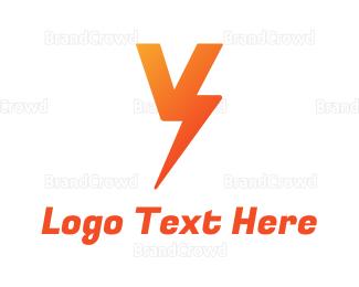Spark - Thunder Y Gaming logo design