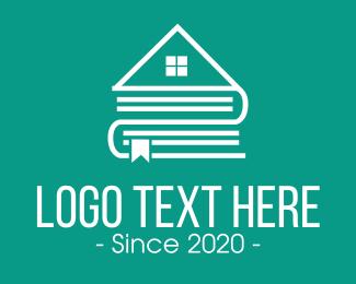 School - Home Academic Schooling logo design