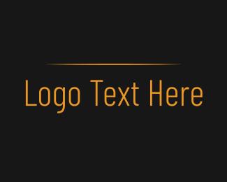 Trademark - Simple Minimalistic Wordmark logo design